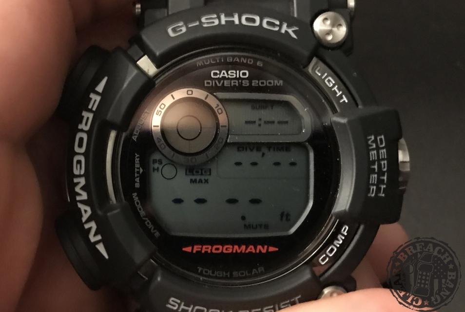 G-Shock 1