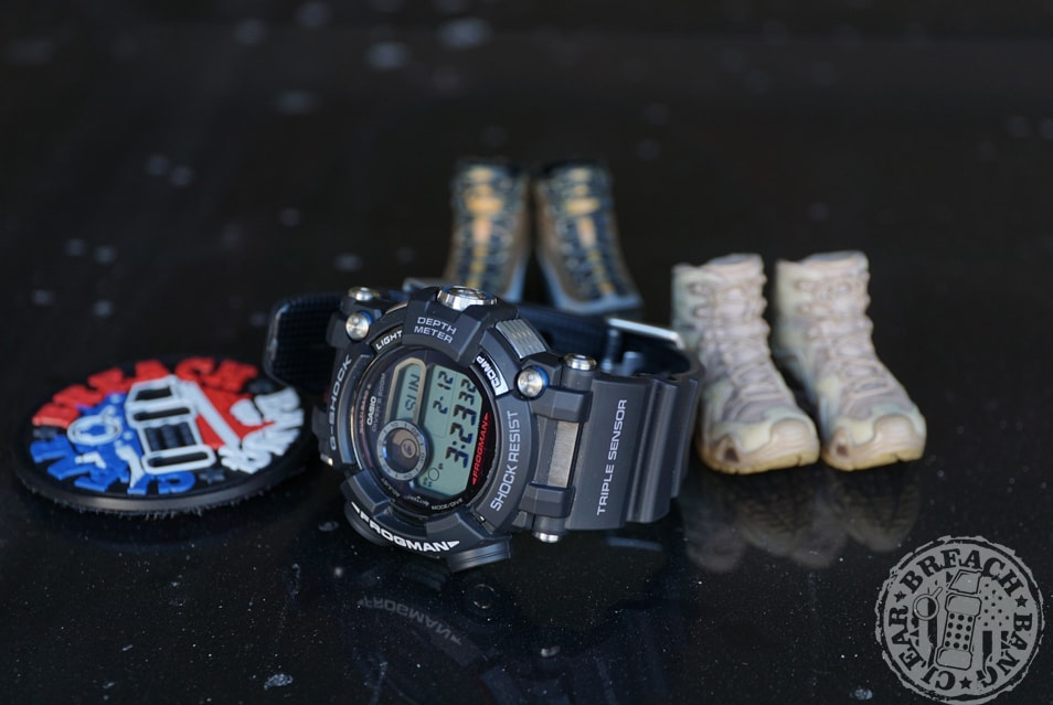 g shock frogman review