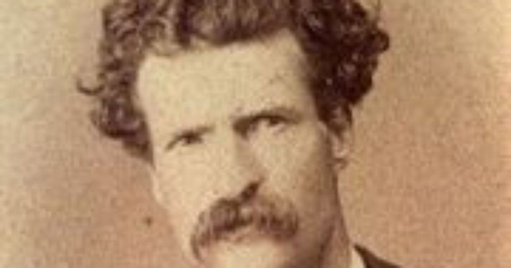Mark Twain famously wrote of the Model 1 in his book, Roughing It.