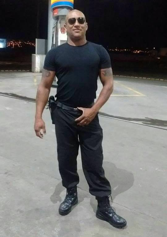 Security Guard murdered at gas station - 1