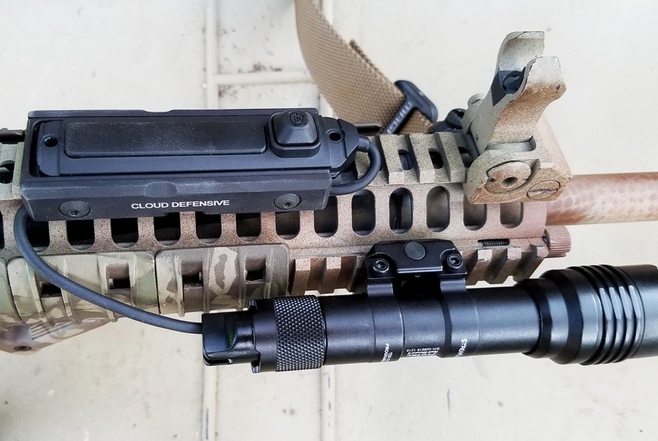 Cloud Defensive LCS Mk2 Streamlight protac rail mount Review