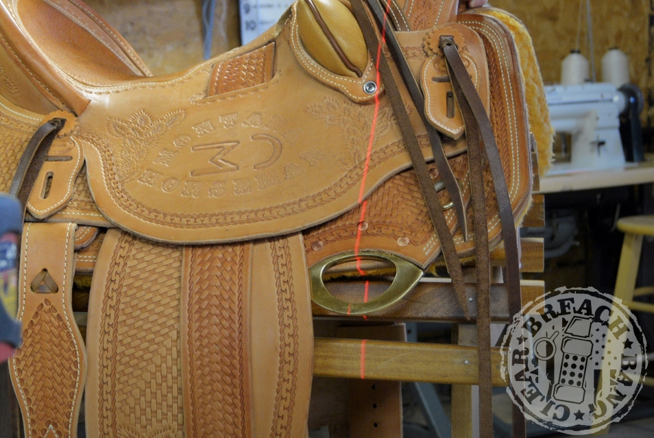 Saddles, Sheaths, and Hard American Artistry