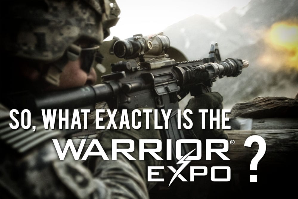 warrior expo