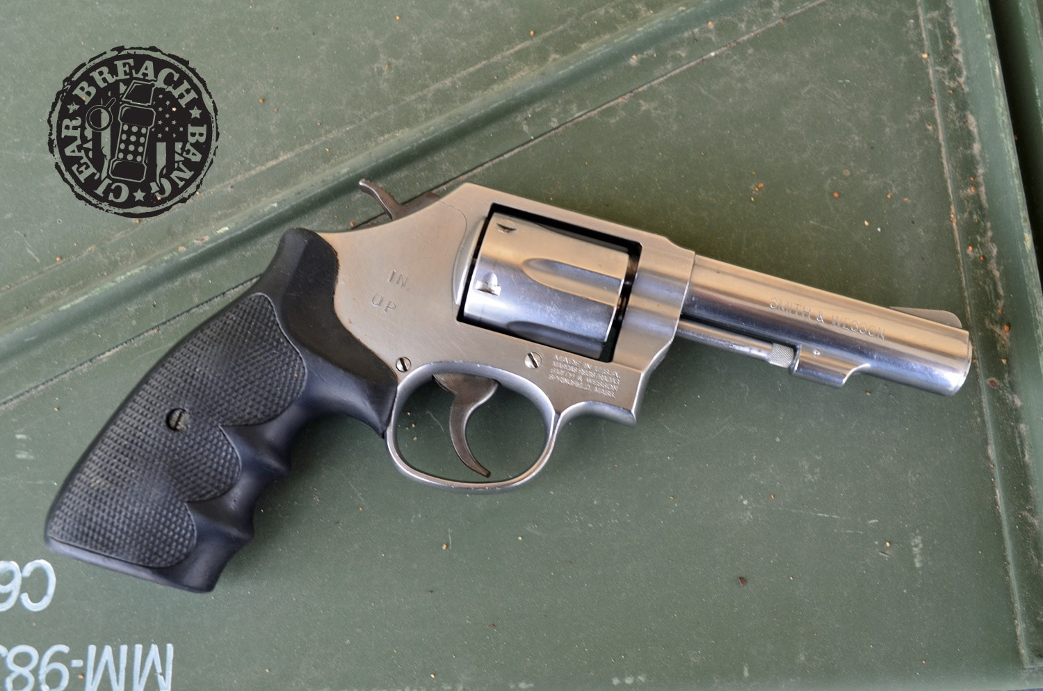 WCW | S&W Model 64 – the Last Great Police 38