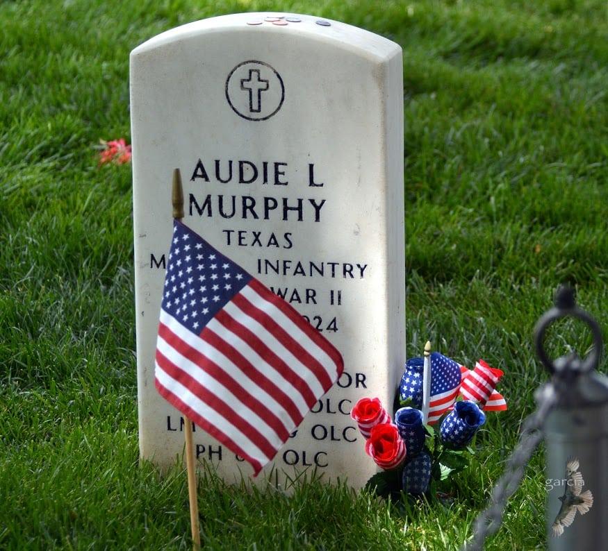 Placing The Flags At Arlington