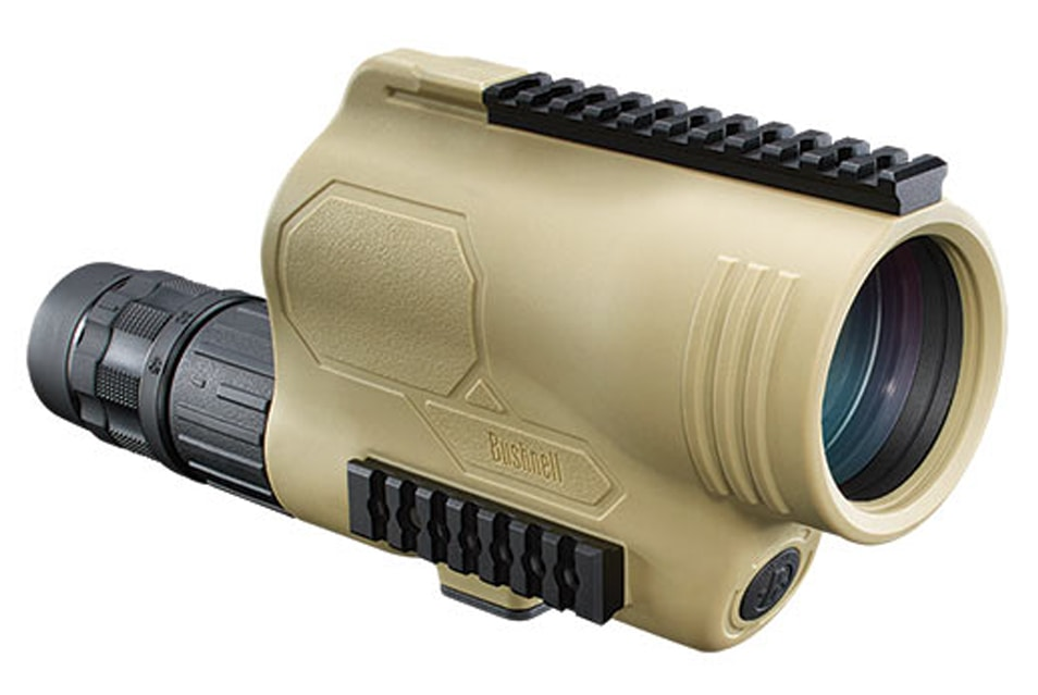 bushnell legend tactical spotting scope