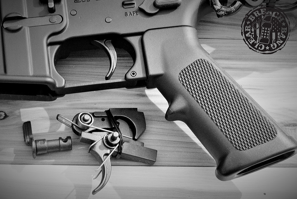 Eyes On: KE Arms SLT-1 Sear Link Technology Trigger