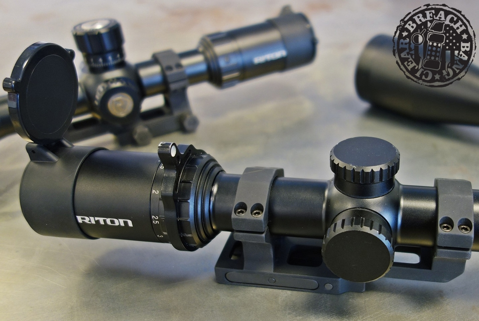 scopes, rifle scopes, Riton Optics, Riton, optic, rifle scope