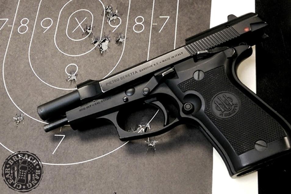 WTW: The Beretta 85F Cheetah | Breach Bang Clear