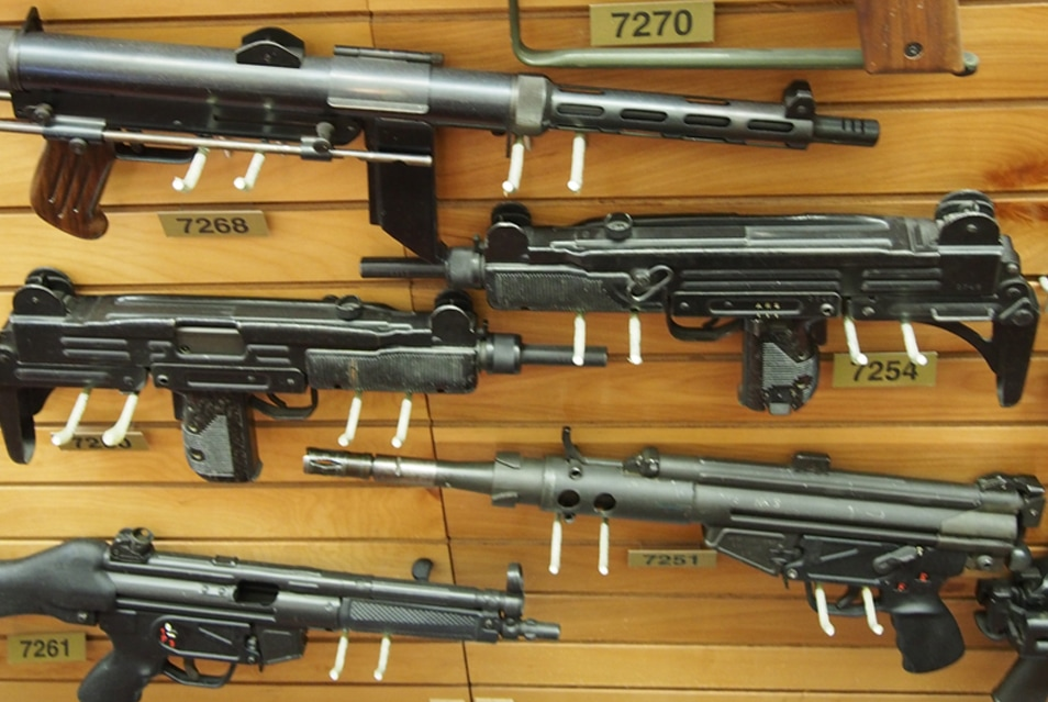 Buying a Machine Gun Means More Than Just Picking the ...