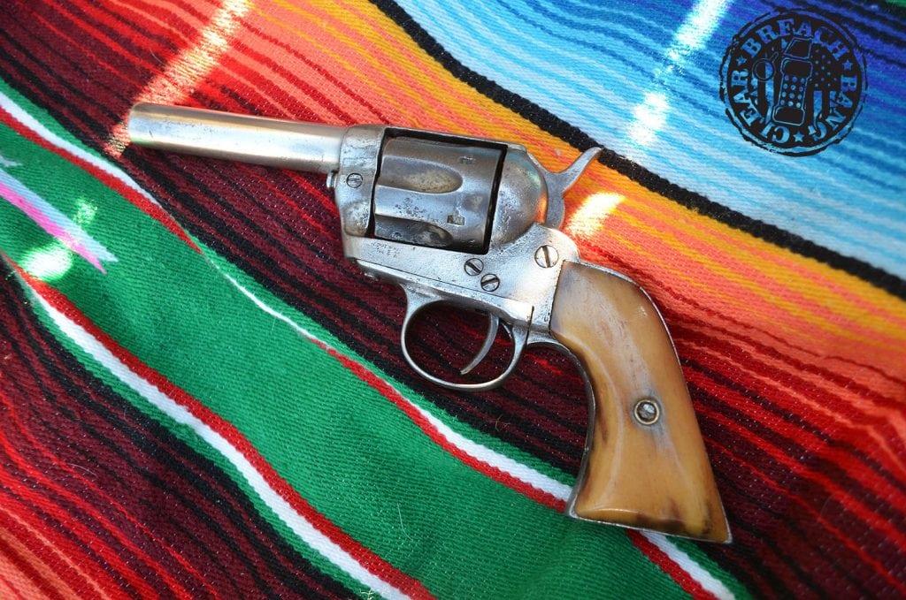 Revolver, Colt, Mexican sixgun