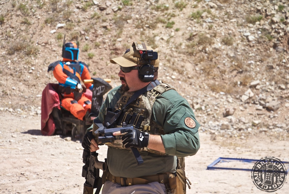 Russell Phagan, Hard As Hell 2-Gun, competition, shooting sports