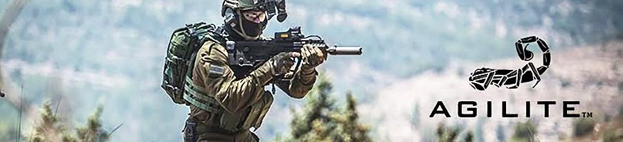 Agilite Tactical Gear supplies the IDF
