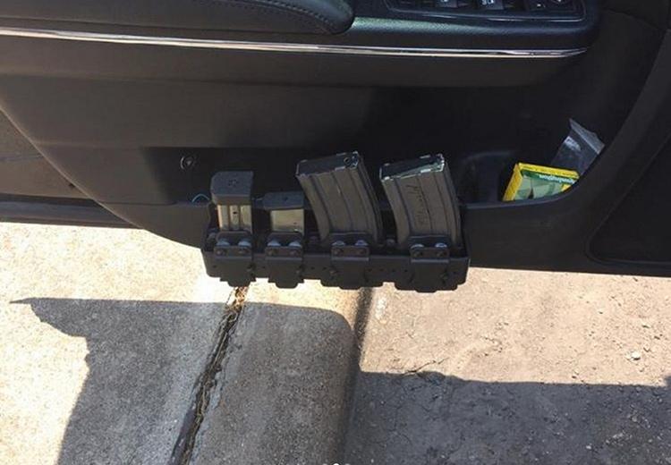 ranger rack