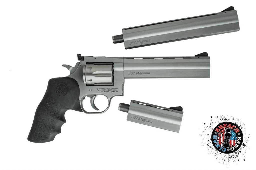 Wesson, revolvers, Dan Wesson, .357 Magnum