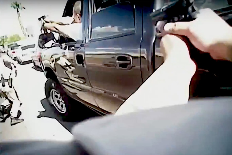 LVMPD Suspicious Vehicle OIS: What Can We Learn?