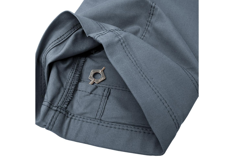 Verty Hyde tactical pants with hidden handcuff key pocket