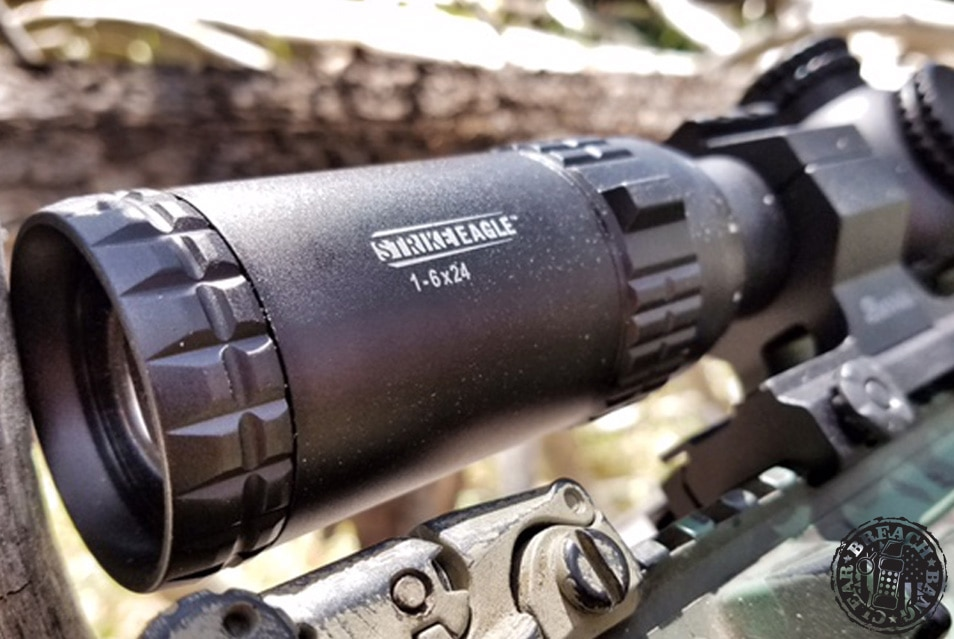 vortex optics strike eagle review