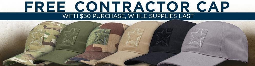 Propper Contractor Hat Free with $50 Purchase
