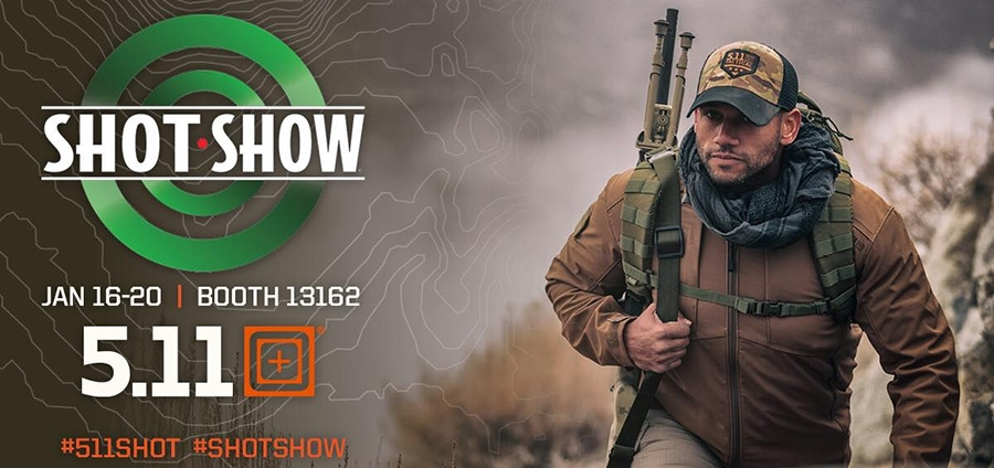 5.11 Tactical SHOT Show