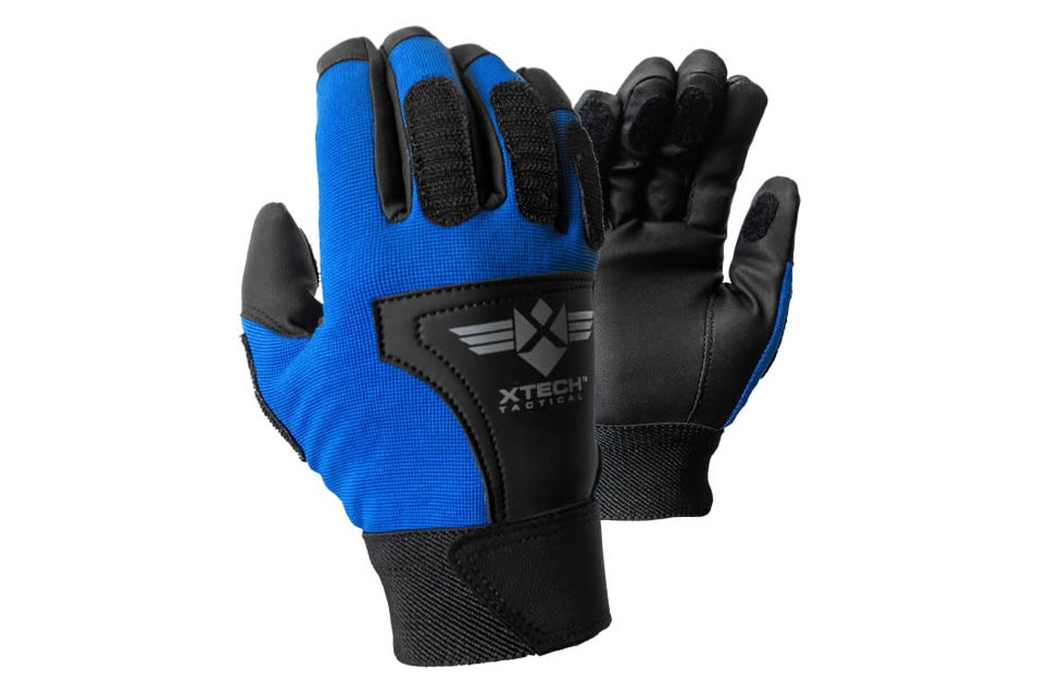 XTech, pistol training gloves, gloves, shooting gear, shooting gloves,