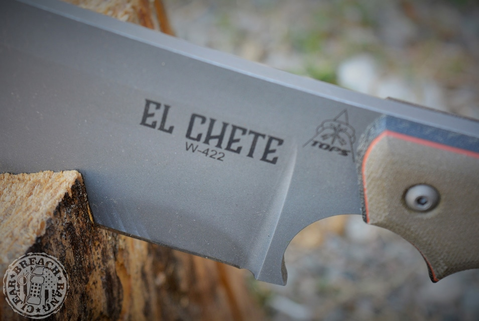 MNKF: Report on El Chete MOAB (Mother Of All Blades)
