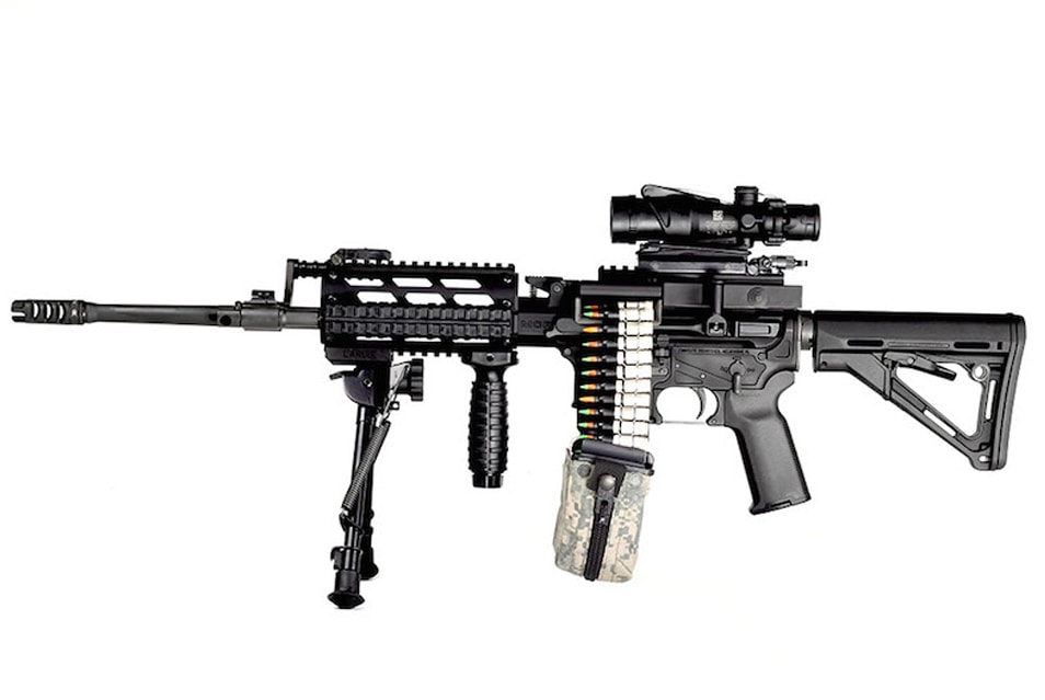 ares scr accessories