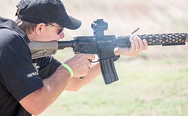 Integrally Suppressed AR