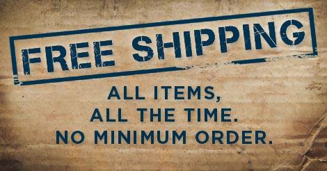 Propper Free Shipping All the Time No Minimum Order