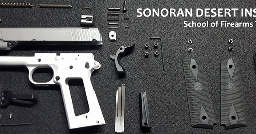 Sonoran Desert Institute School of Firearms Technology
