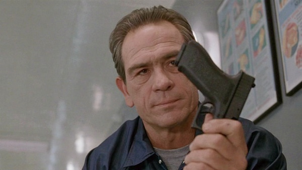 Tommy Lee Jones Glock