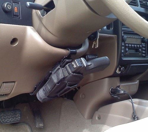 Vehicular Concealed Carry