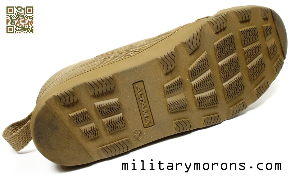 Seal Outsole