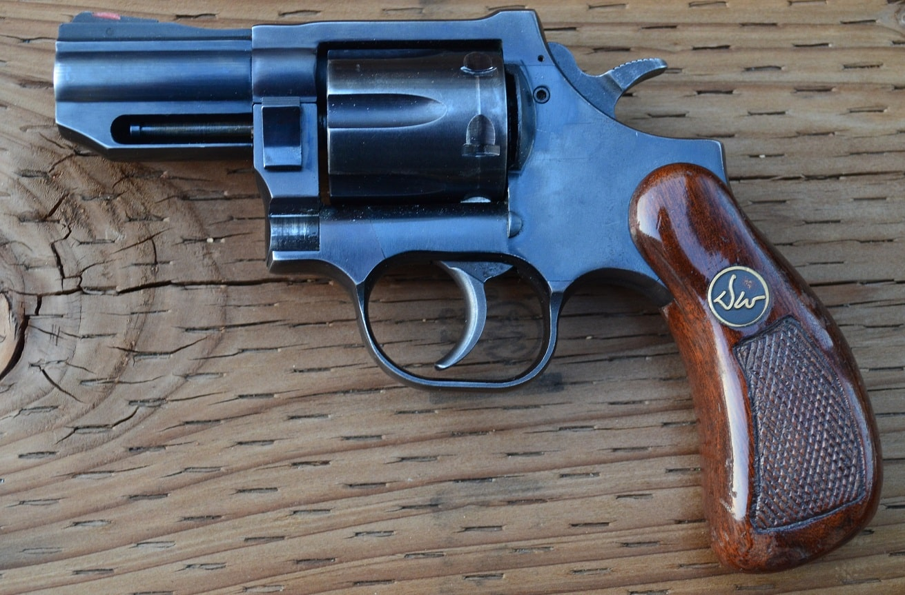 Dan Wesson's Revolvers | WCW
