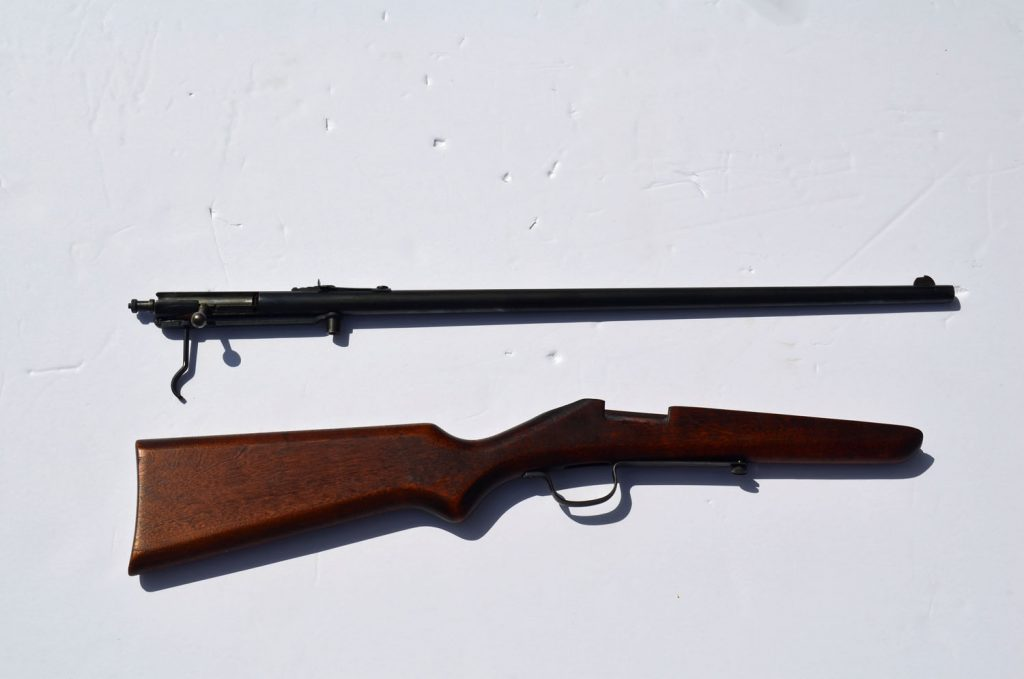 The Stevens Model 15 (Stevens-Springfield Model 15) single shot .22 caliber rifle, originally intended to be a youth rifle, was favored by the Boy Scouts. Some gun history for you from Breach Bang Clear on Weapon Trivia Wednesday.
