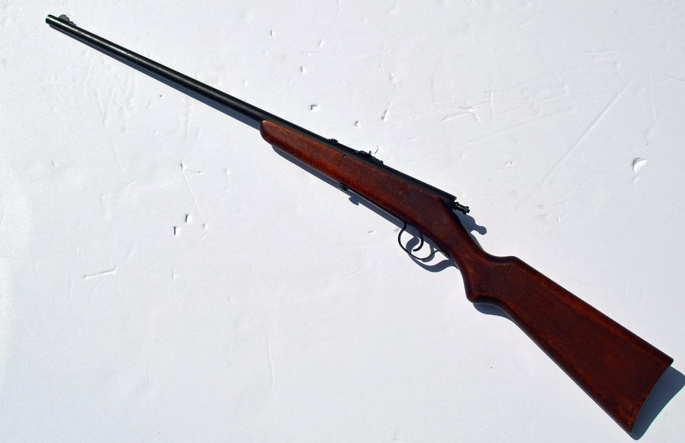 Stevens Model 15 | Weapon Trivia Wednesday