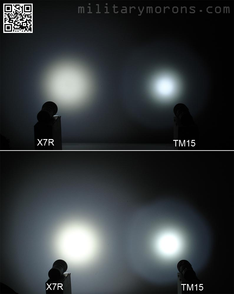 X7R comparison