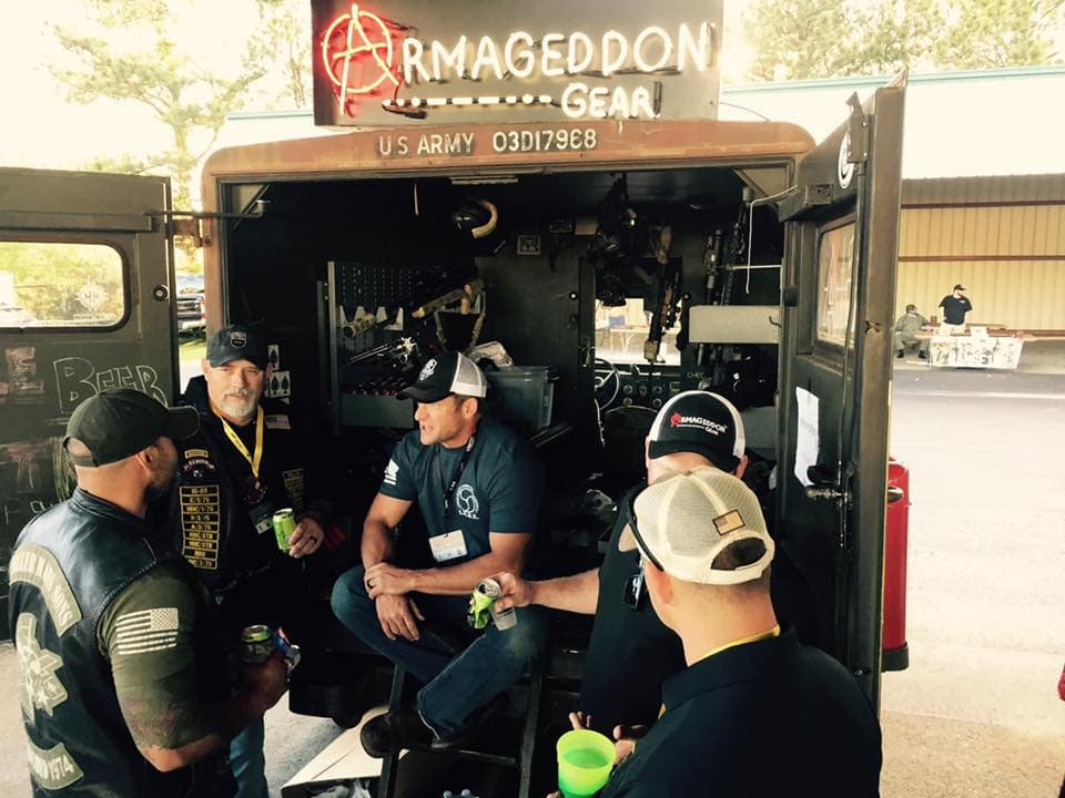Armageddon Gear Meat Wagon