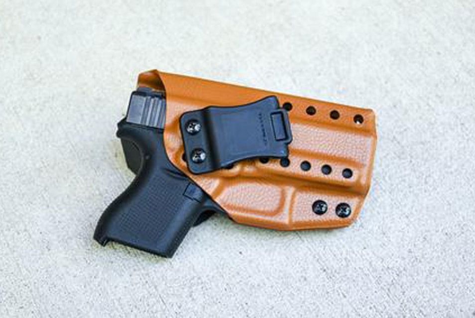 Harry's Holsters, Insider Holster, holsters, gun holsters, Harry's