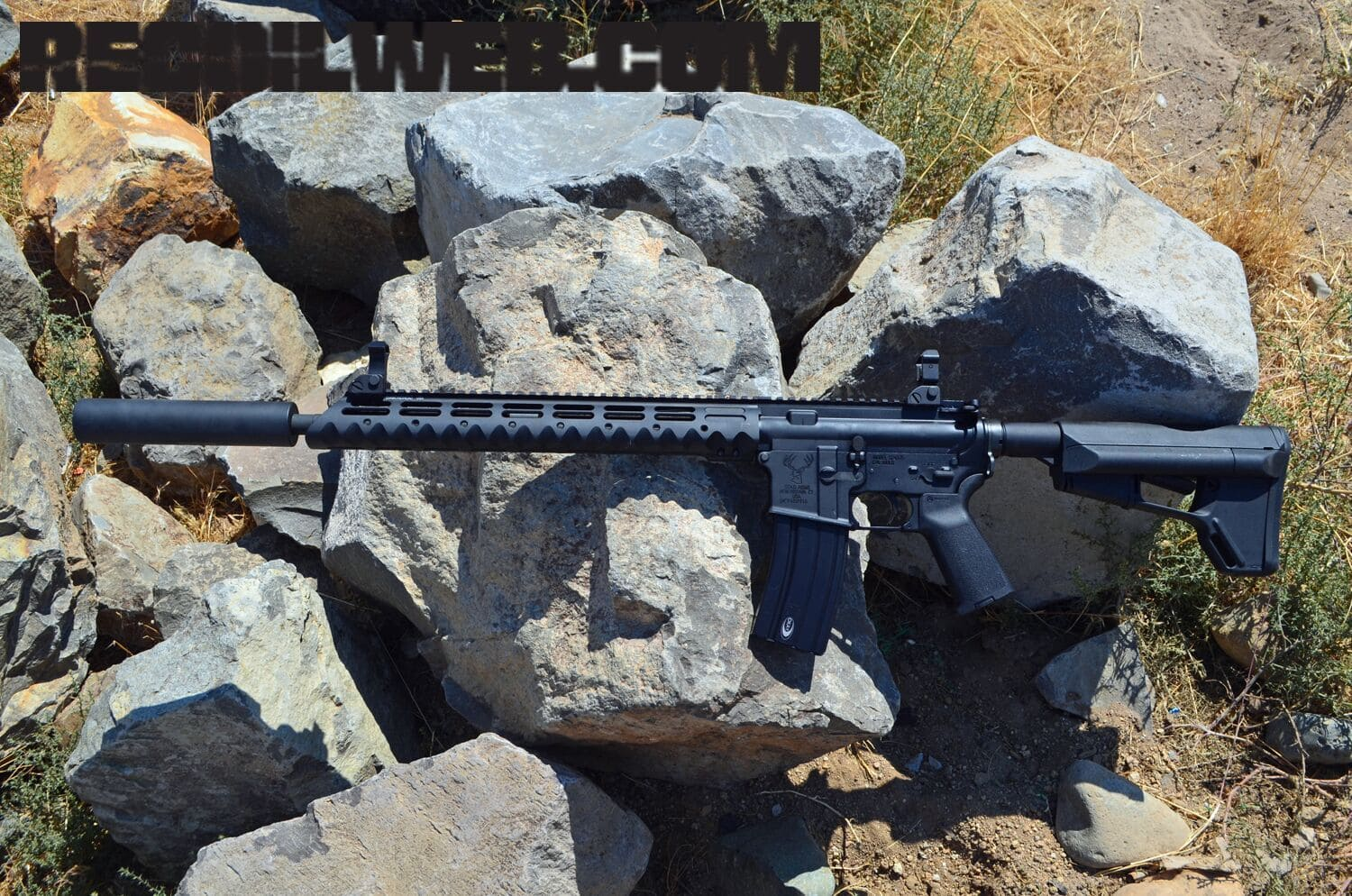 radical firearms suppressor
