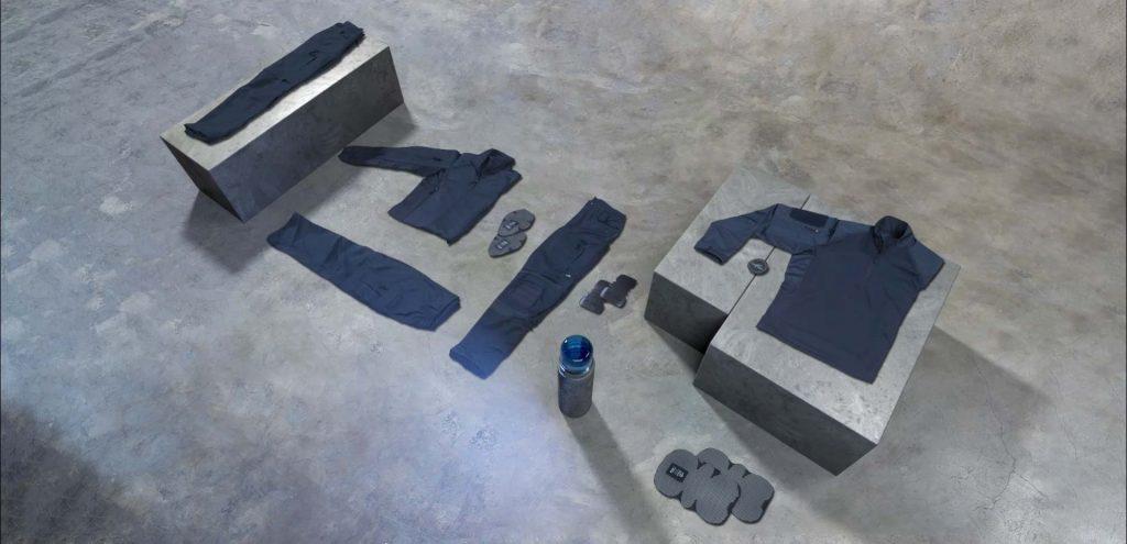 UF PRO Gear in Navy Blue