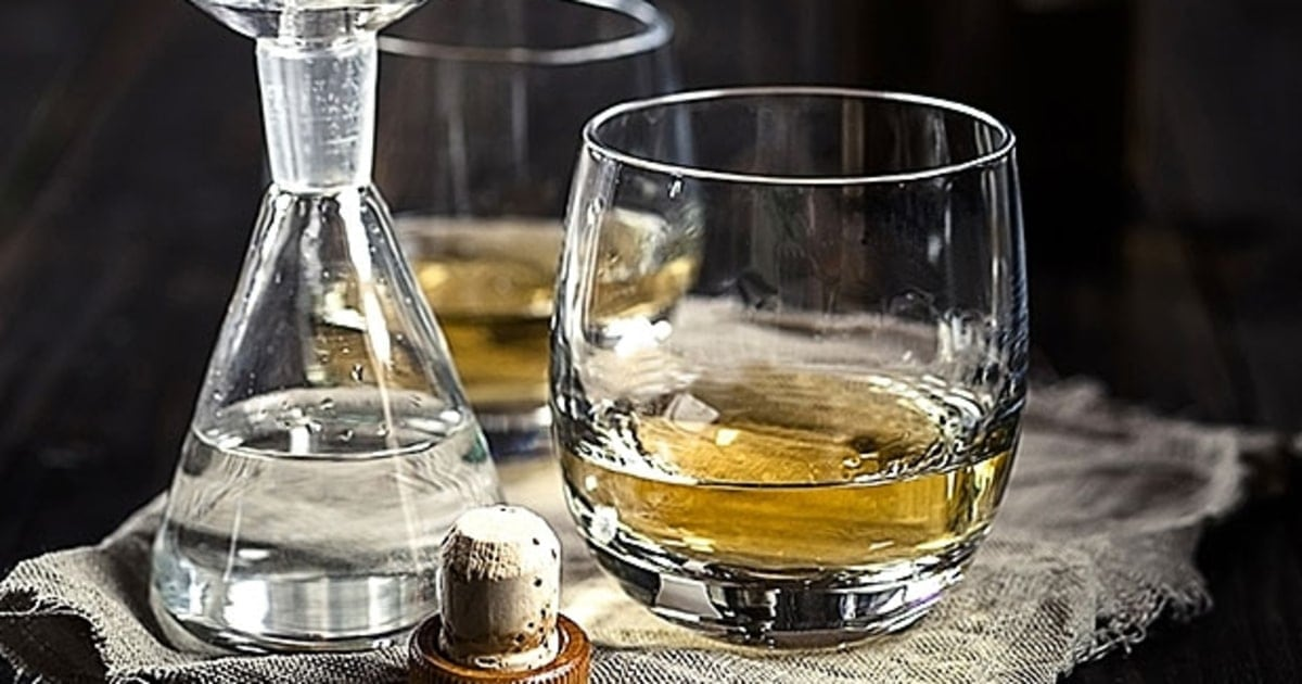 Whiskey with Water