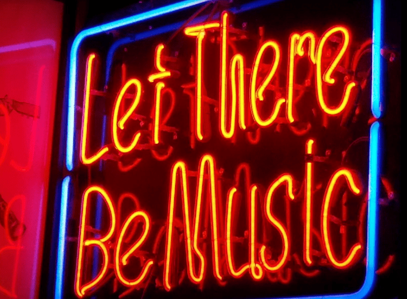 Let There Be Music