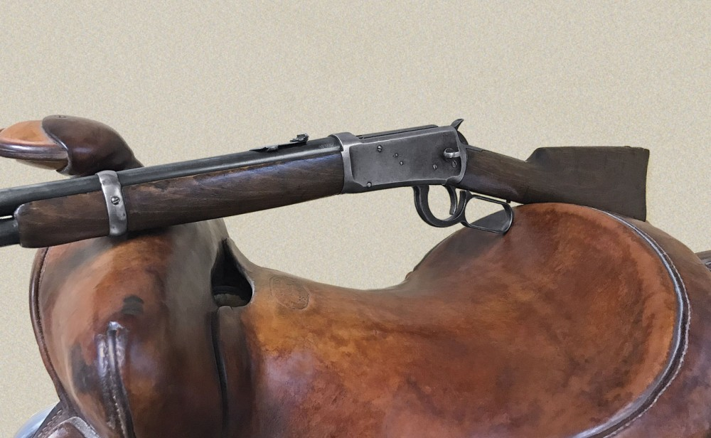 A Winchester Model 1894 Special .32 (from Rifle Shooter)
