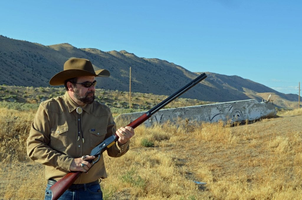 Mike the Mook and the Model 1876