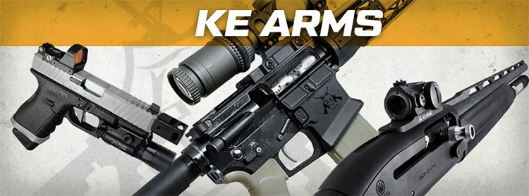 KE Arms is a member of JTF Awesome | Excellence in Manufacturing