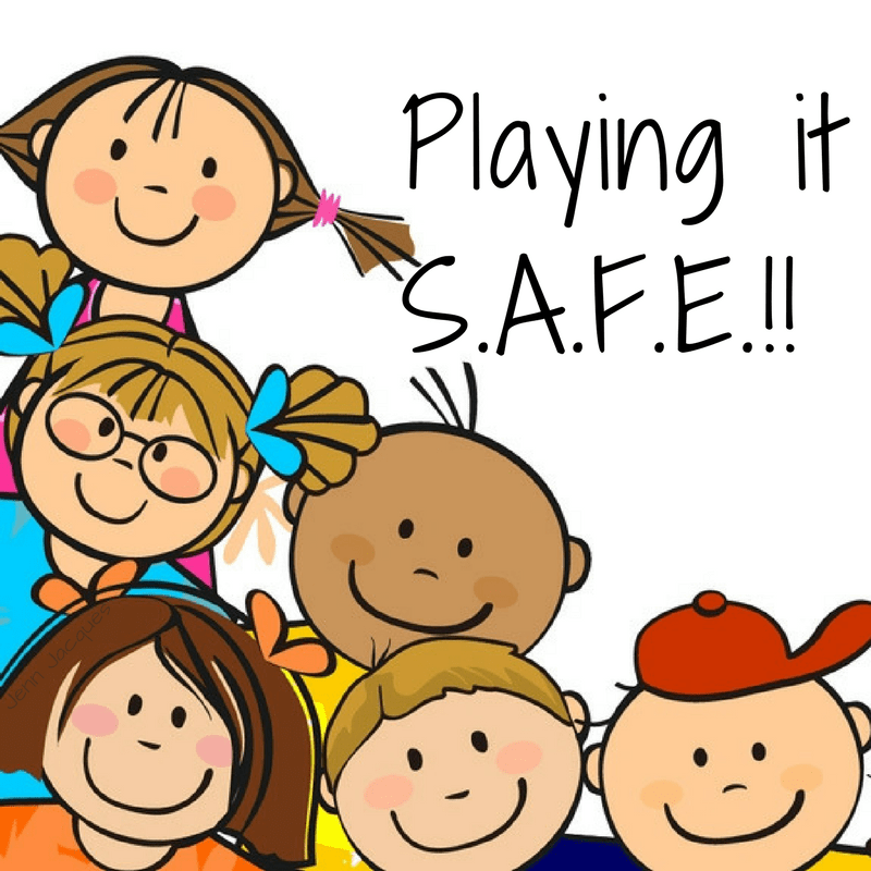 kids, SAFE, situational awareness, Jenn Jacques
