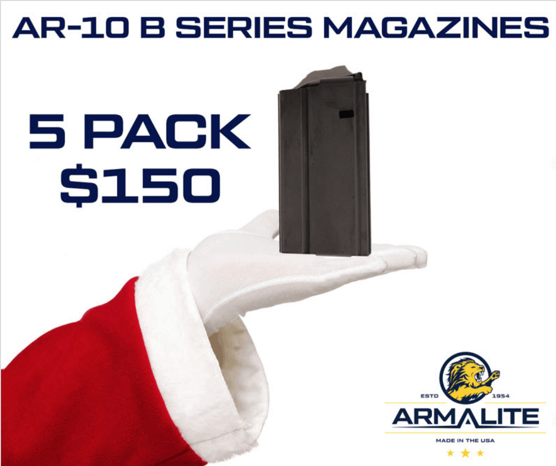 Strategic Armory Corps, guns, gifts, Christmas, deals, customers, magazines, AR-10, Armalite, gift guide