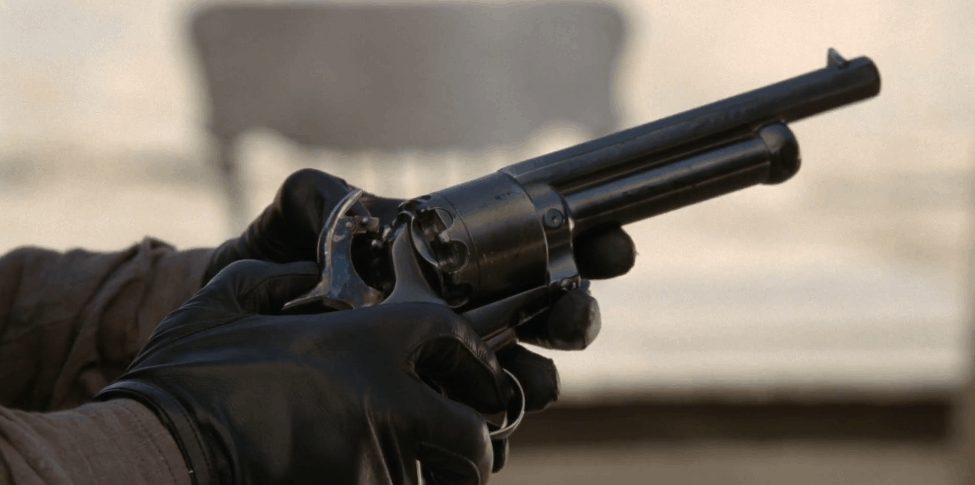 WCW | The LeMat Revolver