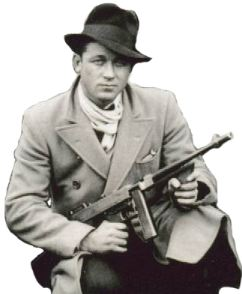 Breach Bang Clear Firearm News and gunfighter history. Historical Gunfighters: the FBI's Jelly Bryce.